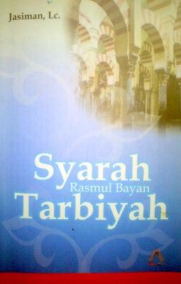 Syarah Rasmul Bayan Tarbiyah, Jasiman, Lc.