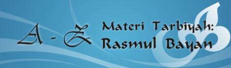 featured-az-materi-tarbiyah-rasmul-bayan